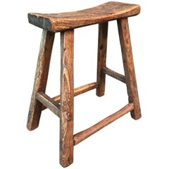 19th Century Chinese Stool