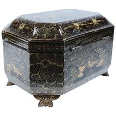 19th Century Chinese Tea Caddy