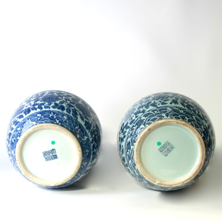 19th Century Chinese Vases For Sale 1