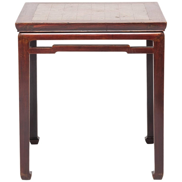 19th Century Chinese Weiqi Table For Sale