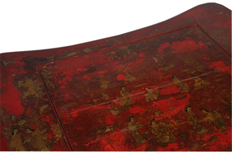 19th Century Chinoiserie Game Table For Sale 2
