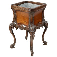 19th Century Chippendale Style Jardinière
