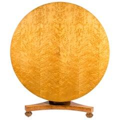19th Century Circular Table