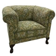 19th Century Club Roll Armchair
