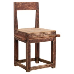 19th Century Combination Chair and Table