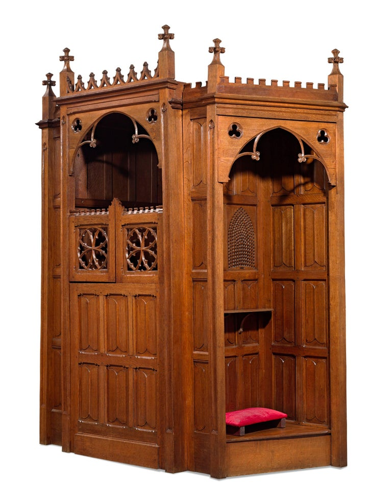 Other 19th Century Confessional For Sale