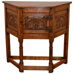 19th Century Console with 5 Sides