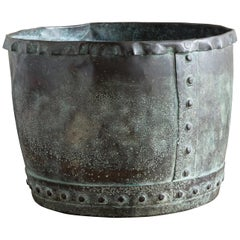 19th Century Copper Vat