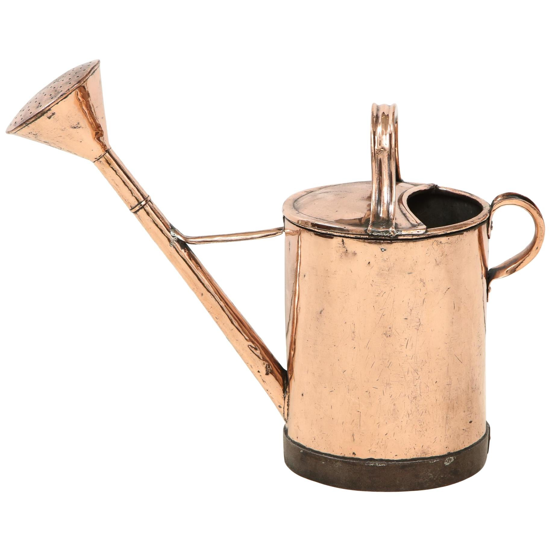 19th Century Copper Watering Can