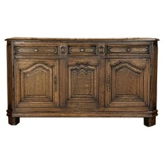 19th Century Country French Buffet, Enfilade