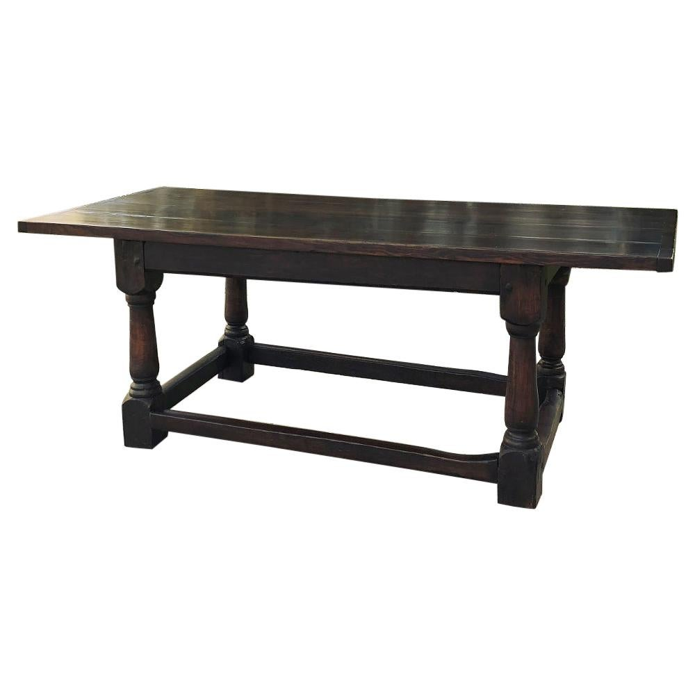 19th Century Country French Farm Table