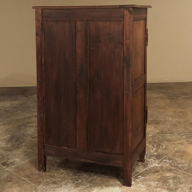 19th Century Country French Garde Manger, Cabinet from Brittany For Sale 6