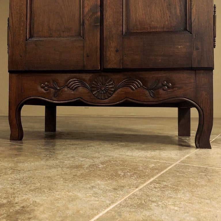 19th Century Country French Garde Manger, Cabinet from Brittany For Sale 1