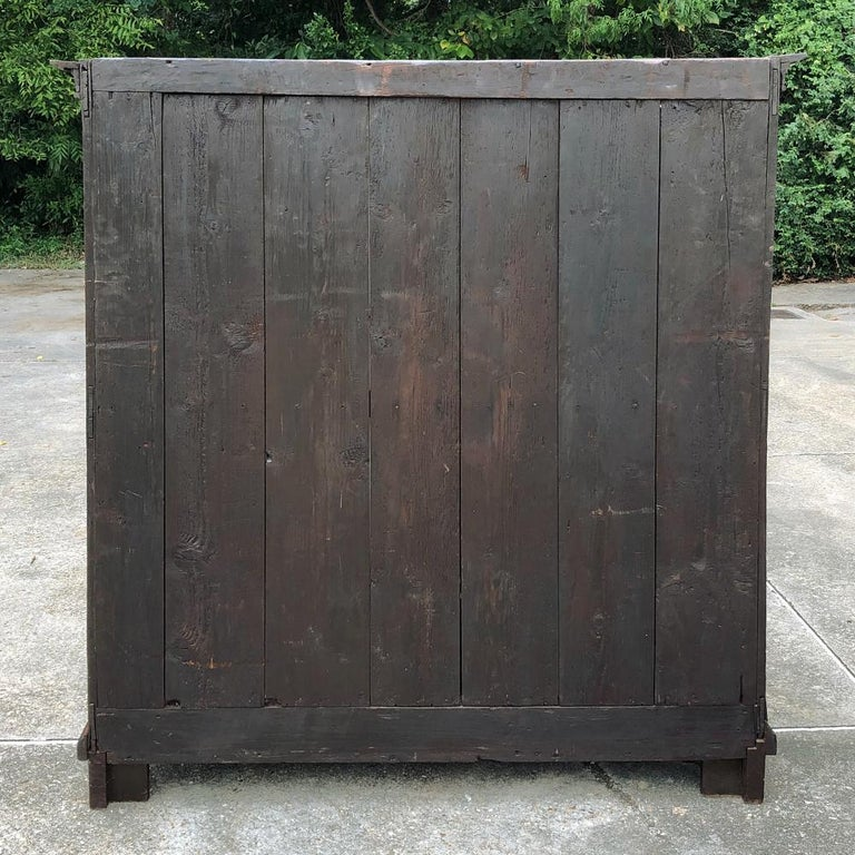 19th Century Country French Wardrobe, Cabinet For Sale 6