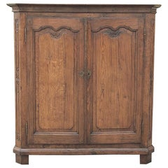19th Century Country French Wardrobe, Cabinet