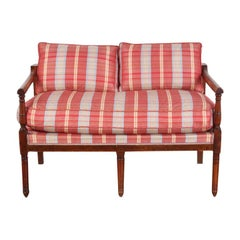 19th Century Country Settee
