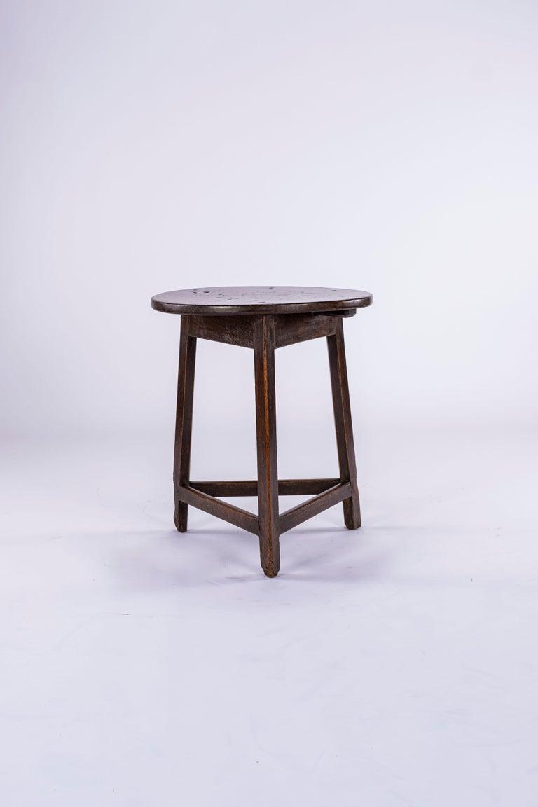 Single plank top. Beautiful patina.