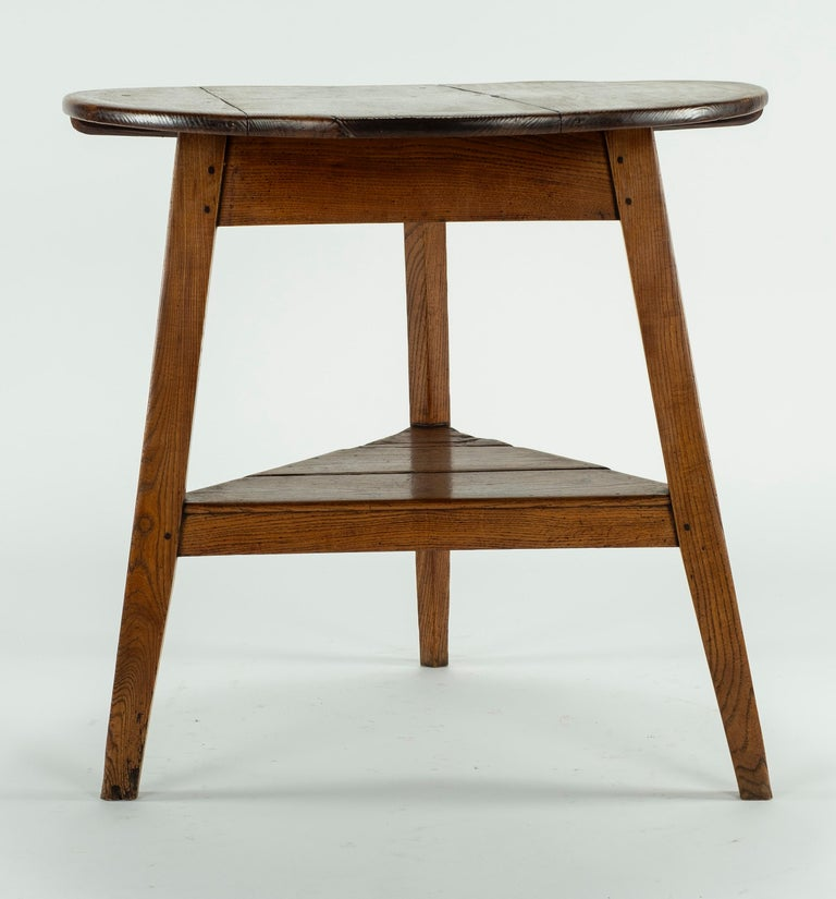 English 19th Century Cricket Table For Sale