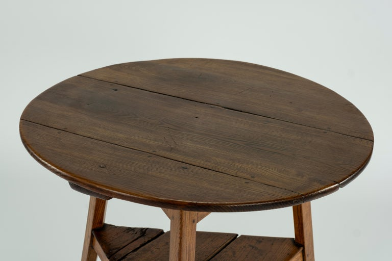 19th Century Cricket Table For Sale 1