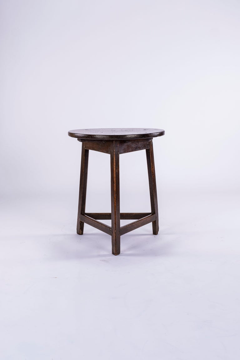 19th Century Cricket Table For Sale 3