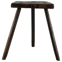 19th Century Cutler's Stool or Side Table