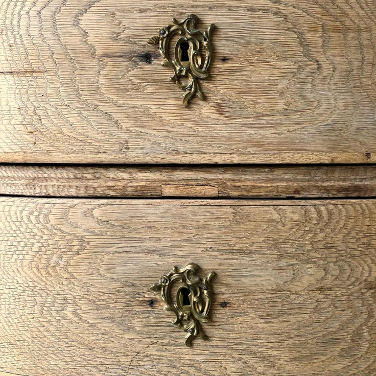 19th Century Danish Chest of Drawers For Sale 5