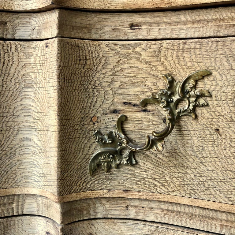 19th Century Danish Chest of Drawers For Sale 6