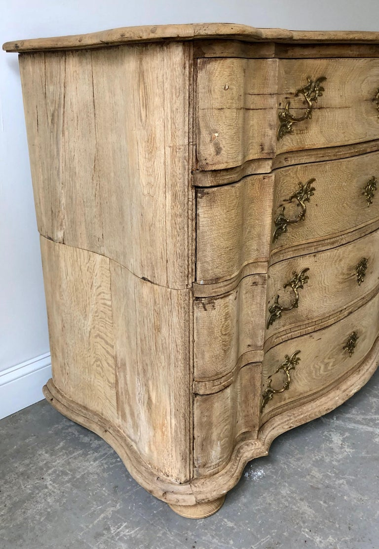 19th Century Danish Chest of Drawers In Good Condition For Sale In Charleston, SC