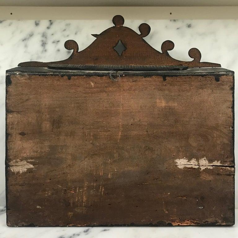 19th Century Diorama Shadow Box of Sailing Vessel 5