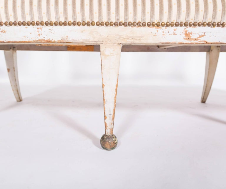 19c Directoire Bench For Sale 2