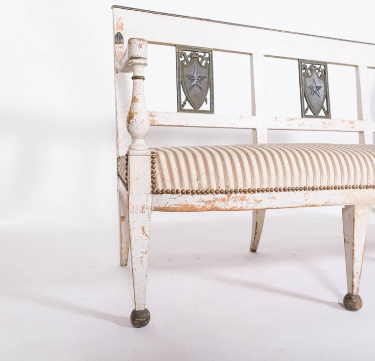 19c Directoire Bench For Sale 3