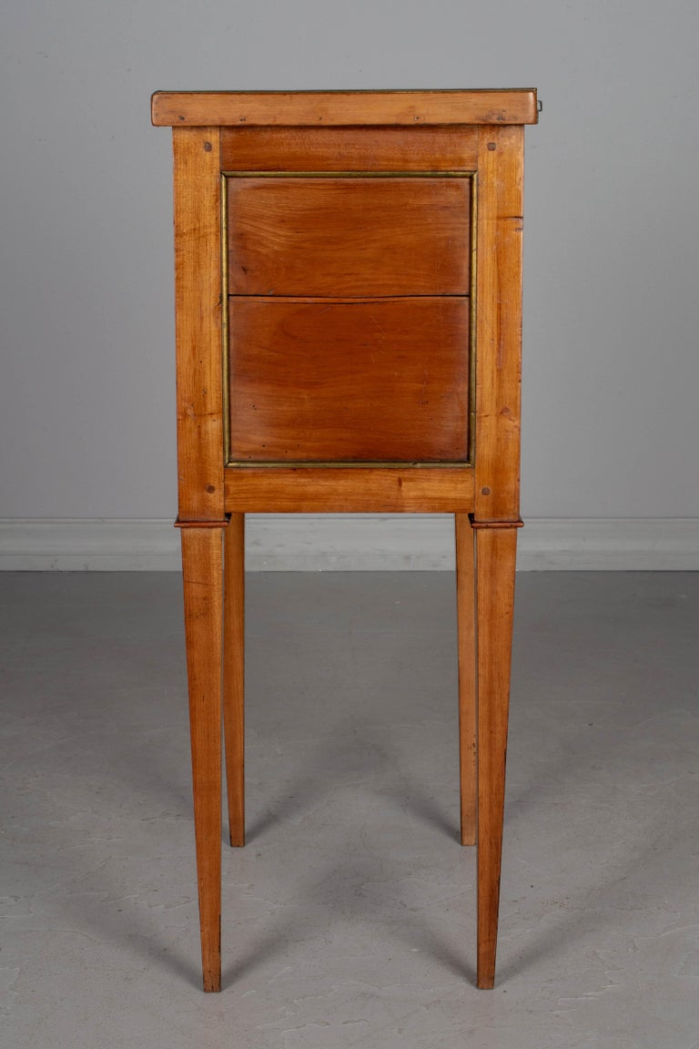 19th Century Directoire Style French Side Table For Sale 1