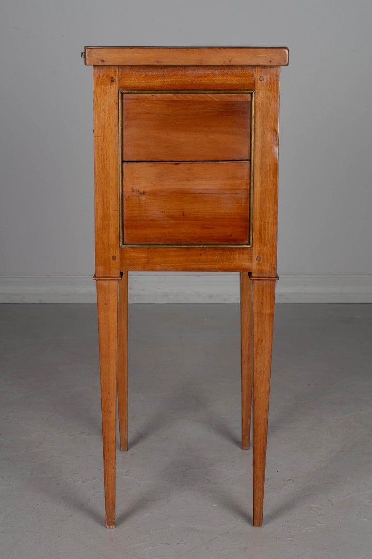 19th Century Directoire Style French Side Table For Sale 2