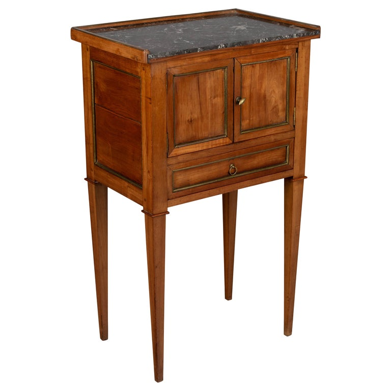 19th Century Directoire Style French Side Table For Sale
