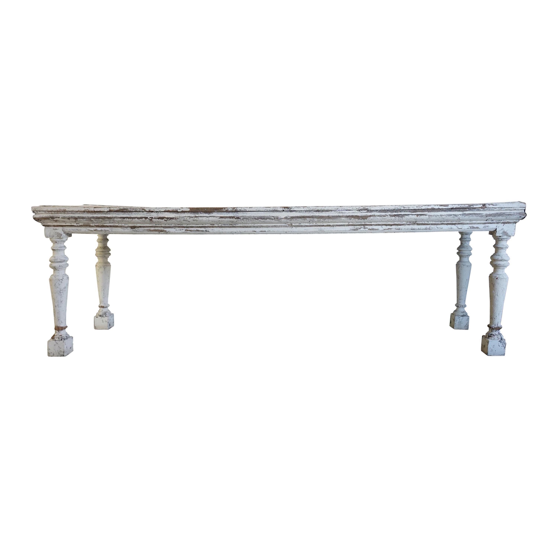 19th Century Draper's Table