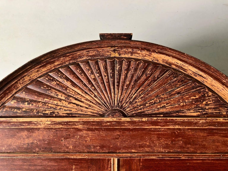 19th Century Dutch Cabinet For Sale 1