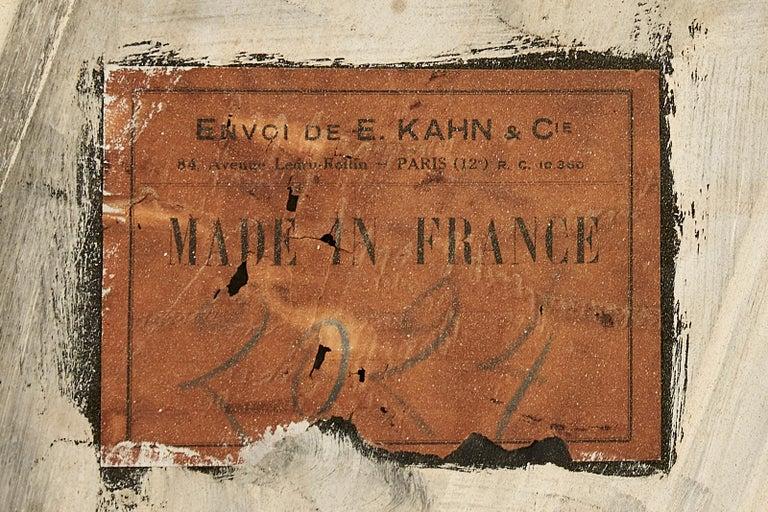 19th Century E. Khan and Cie Louis XV Bureau Plat Desk For Sale 10
