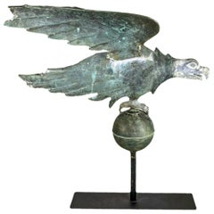 19th Century Eagle Weather by A. L. Jewell & Company