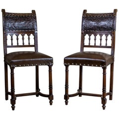 19th Century Eclectic Chairs