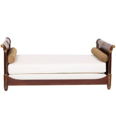 19c Empire Daybed