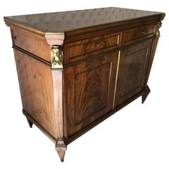19th Century Empire Metamorphic Bar / Buffett