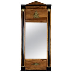 19th Century Empire Mirror