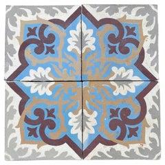 19th Century Encaustic Tiles