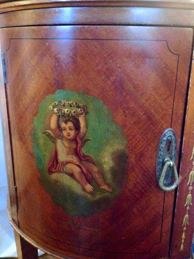 19th Century English Adam Style Vanity For Sale 7