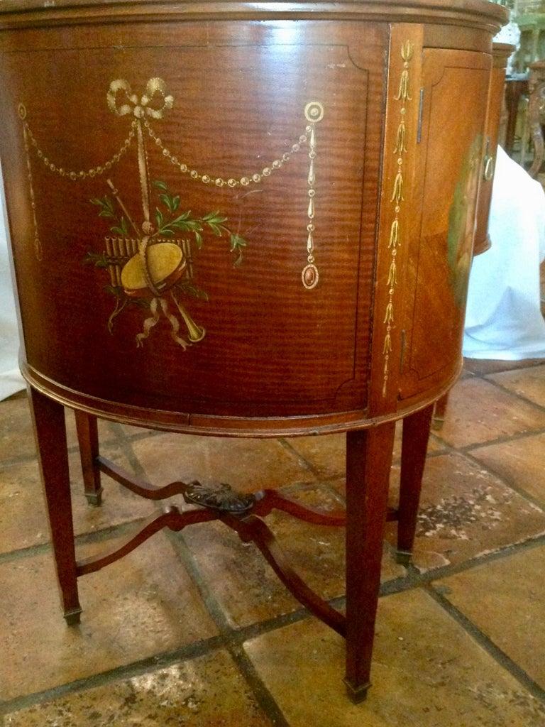 19th Century English Adam Style Vanity For Sale 10
