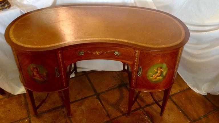 19th Century English Adam Style Vanity For Sale 2