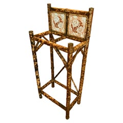 19th Century English Bamboo Umbrella Stand