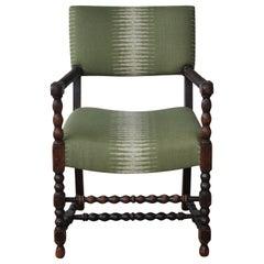 19th Century English Bobbin Chair