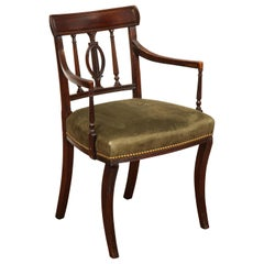 19th Century English, Classical Armchair