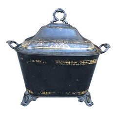 19th Century English Coal Hod